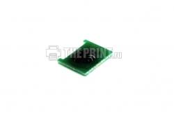 Чип для голубых картриджей HP 125A (CB541A) ресурс 1400 страниц. Вид  4