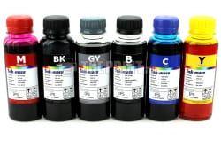 Комплект чернил Canon Ink-Mate (100ml. 6 цветов) для принтеров Canon