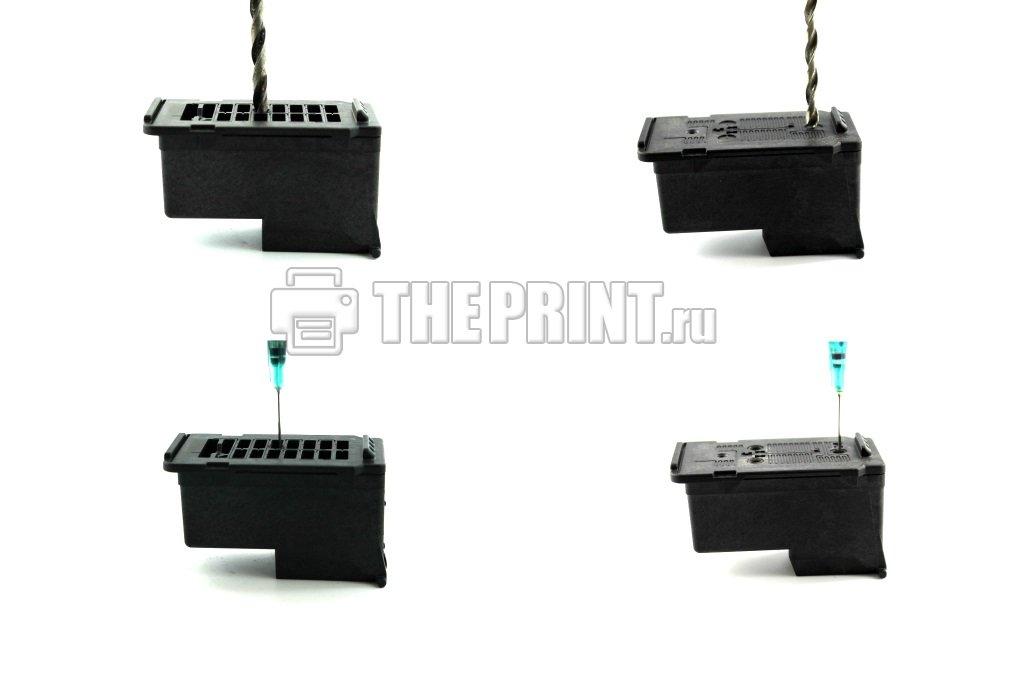 Заправка картриджа принтера Canon PIXMA-MG2540